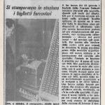 27 gennaio 1988: 30 anni fa nel mendrisiotto la pensavano così...