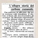 Annuncio pubblicato il 18 febbraio 1948.