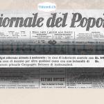 33'420 giorni sono passati dal  primo numero del Giornale del Popolo.  Era il 18 Novembre 1926.