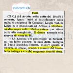 23 aprile 1928: Microcriminalità d'altri tempi...