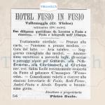 La prima DISCOCROCIERA sul Lago Maggiore.  7 Luglio 1984