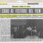 Come festeggiavano i Quarantenni di 30 anni fa... Gita in torpedone al Lago d'Orta. Altro che Las Vegas...