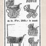 Pubblicità di 90 anni fa, febbraio 1928