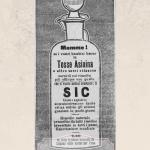 Annuncio di lavoro pubblicato nel marzo del 1909