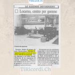 Passati 4'181 giorni da quando sono (finalmente) eliminati i posteggi in Piazza Grande a Locarno. In questi giorni ...