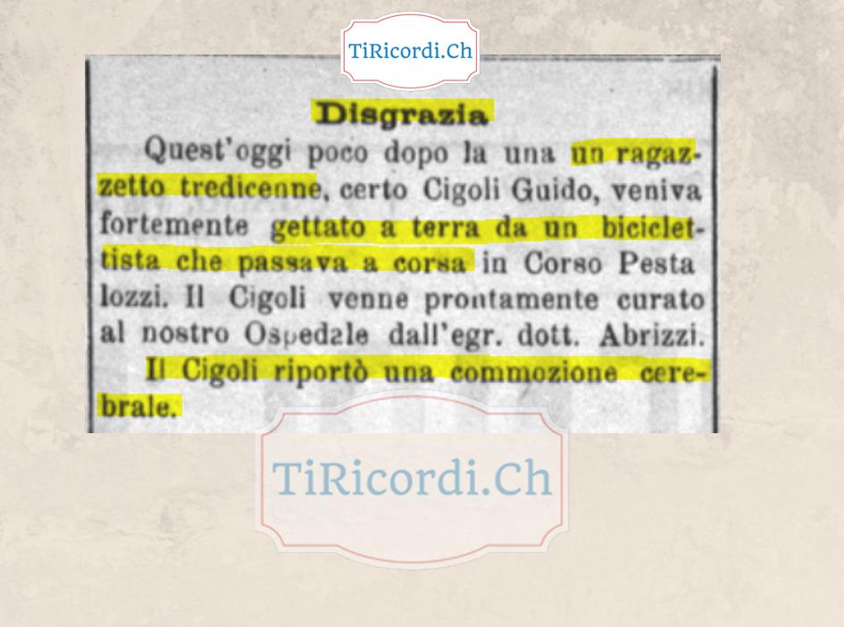 Breaking news del 9 dicembre 1908 #110 anni