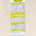 12 dicembre 1988: Un nuovo gommista Locarno #30anni MDG Mercato Della Gomma