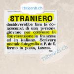 Gennaio 1919: La campagna a soli 30 minuti da Lugano! 100anni