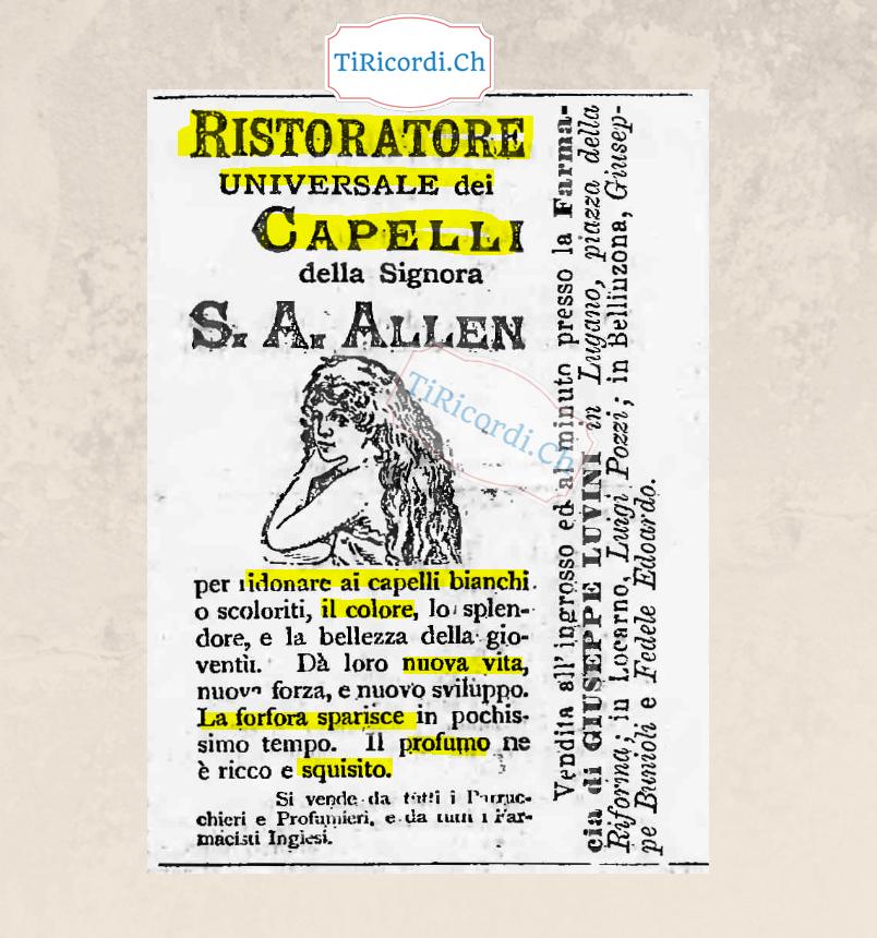 Antiforfora e tinta di #130anni fa, gennaio 1889