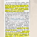 Cronaca del 16 gennaio 1919: Ladri di grappa e galline #100anni
