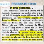 """#100anni fa la Posta Svizzera era intenzionata ad abbandonare """"le diligenze a cavallo"""" per i più moderni """"camions""""."""