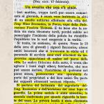 """18 febbraio 1901: Gli """"uomini di colore"""" spiegati #118anni fa."""