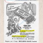 7 Febbraio 1949: Presentato il nuovo treno rapido per i manager fra Berna e Milano (4 ore e mezza) #70anni