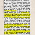 9 marzo 1909: Breaking News di #110anni fa