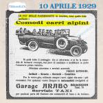 11 aprile 1904: Arresti in Ticino #115anni fa