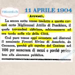10 APRILE 1929: Comodi viaggi di #90anni fa
