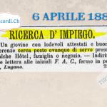 7 aprile 1979: Macchina da scrivere con calcolatrice integrata #innovazione #tecnologia #40anni