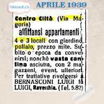 27 Aprile 1909: Furto Colossale #110anni