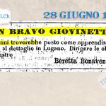 Guaritore da Bologna, annuncio pubblicato sulla stampa ticinese #110anni fa.