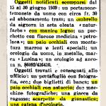 4 luglio 1889: Il terreno dove ora sorge Agriturismo al Saliciolo viene messo all'asta proprio #130anni fa.