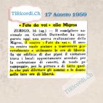 18 Agosto 1904 Annuncio pubblicato #115anni fa.