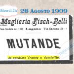 27 Agosto 1949: Annuncio di lavoro #70anni