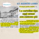 11 agosto 1919 AAA Cercasi #100anni
