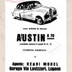 """12 Settembre 1959: Il Guardian """"mette in guardia"""" il Canton Ticino #60anni"""