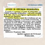 12 Gennaio 1910: Il delitto di Gordevio #110anni