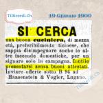20 Gennaio 1930: Macchina da scrivere a rate #90anni