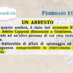 Febbraio 1940: Il concetto di massima riservatezza #80anni fa.