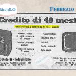 Febbraio 1980: Dimostrazione di un videoregistratore a casa tua #40anni