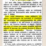 Marzo 1920 annuncio su un quotidiano ticinese #100anni