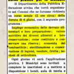 Nel febbraio 1934 ci si interrogava sul pericolo globale di pandemia #86anni
