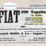 Maggio 1920 il detersivo a base di ammoniaca e acquaragia  #100anni