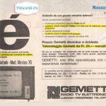 """28 Maggio 1980: Obiettore in arresto per """"vegetarianismo"""" #40anni"""
