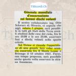 """6 Giugno 1860: Smarrito ad Agno """"libretto manoscritto per somministrazioni di commestibili""""  #160anni"""
