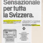 7 agosto 1982: Sotto con il tedesco! articolo di 35 anni fa sul'eco di Locarno.