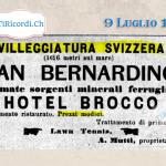 Luglio 1940: Una campagna pubblicitaria per invogliare il turismo nella difficile estate di #80anni fa al grido di  ''An...