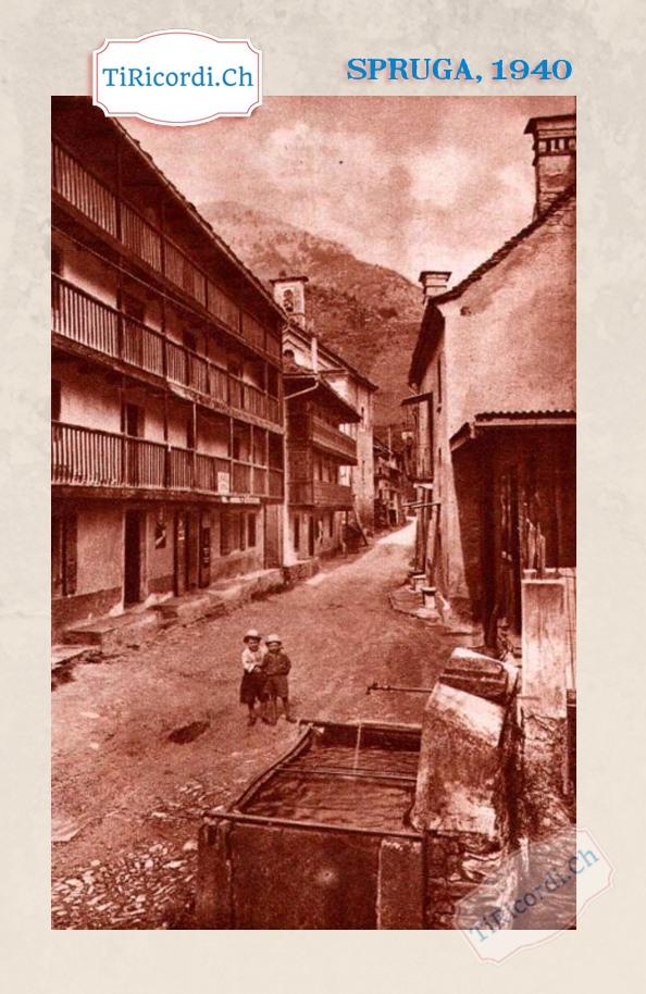 1940 Via di Spruga