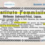 """27 Agosto 1985: A Locarno esplode il caso """"Vasco in Piazza"""", questa la lettera di un lettore #35anni"""