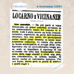 5 Settembre 1900: Notizie sui giornali ticinesi della peste a Londra #120anni