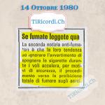 15 Ottobre 1900: Posto vacante a Zurigo #120anni