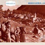 7 Ottobre 1940: Pubblicità Moda Gasser di Lugano