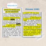 """Ottobre 1980: Storia di una """"Vecchia Strega"""" raccontata su un giornale ticinese, articolo con qualche """"leggera"""" violazio..."""