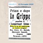 22 Novembre 1920: Chiamare un'ambulanza #100anni fa...
