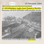 27 Novembre 1980: Inaugurata la direttissima in entrata a Locarno #40anni