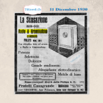 11 Dicembre 1930: Regalo hi-tech #90anni