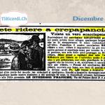 """Dicembre 1910: un """"riflettore per ridere"""" tutto soddisfatti o rimborsati #110anni"""